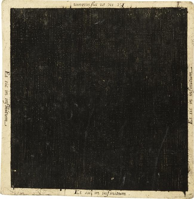 Black on Black — by Eugene Thacker