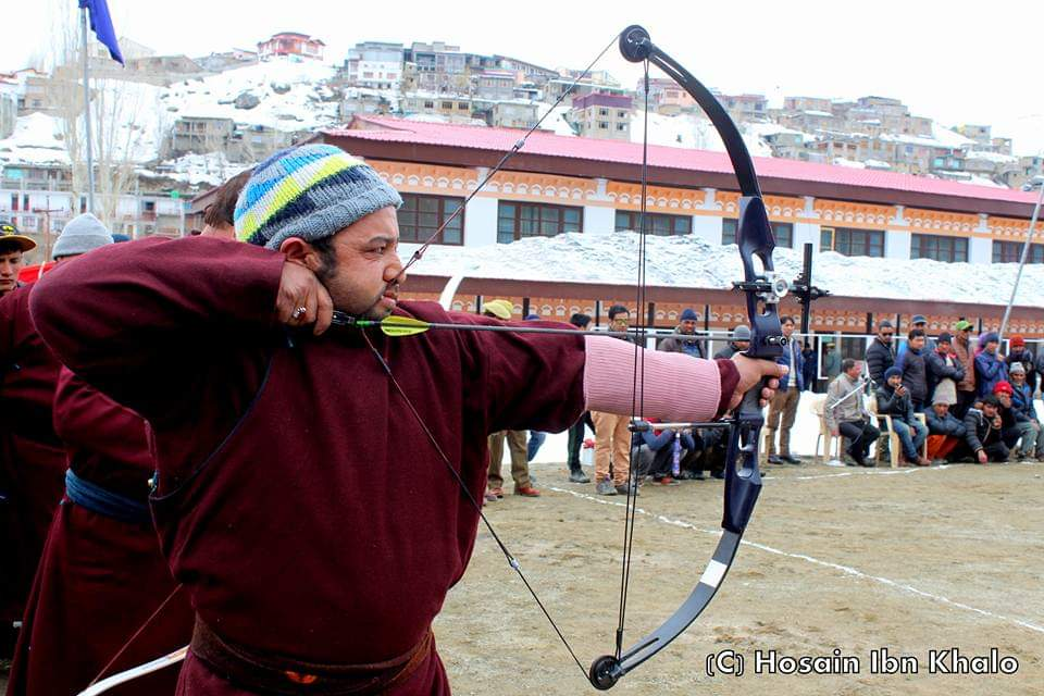 Archery in Ladakh: A Story Through Perspectives — by Murtaza Fazily