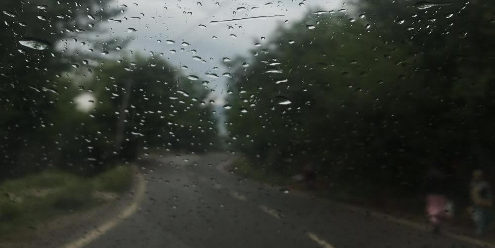 Kashmir: An Elegy to the Memory of Rain — by Malik Aabid
