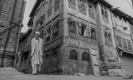 Call to Submissions for Photographers: Kashmir - Paint the Day as Night