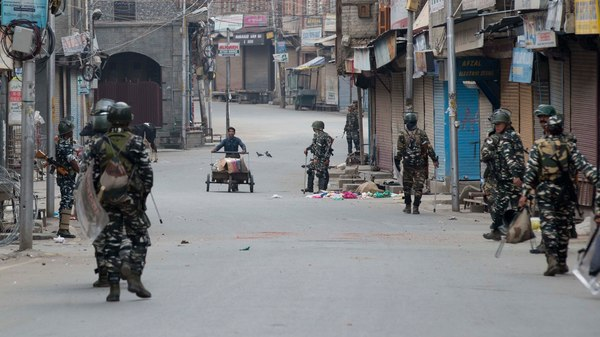 Day 26: Select Indian Press Coverage of the Siege on Kashmir