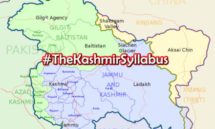 #TheKashmirSyllabus - A List of Sources for Teaching and Learning about Kashmir