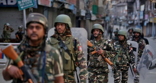 The International Press Covers the Ongoing Indian Siege on Kashmir