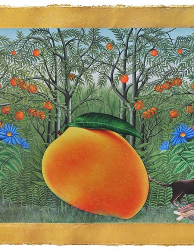 Dream of the Mango – Homage to Rousseau