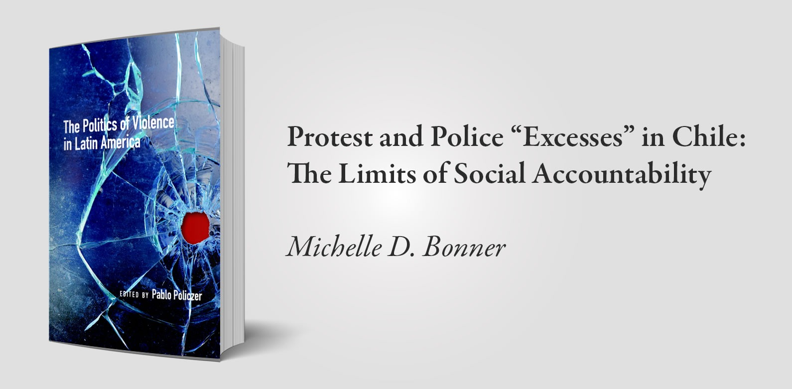 "Protest and Police ""Excesses"" in Chile: The Limits of Social Accountability — by Michelle D. Bonner"