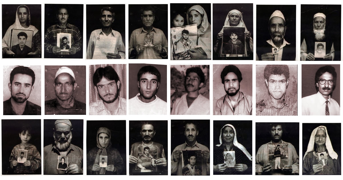 Official Provisional Biography — APDP Kashmir (Association of Parents of Disappeared Persons)