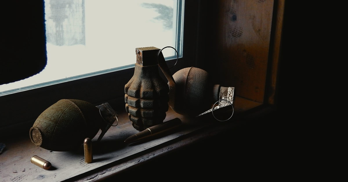 Between Bombs and Prayers — Two Poems by Nnadi Samuel