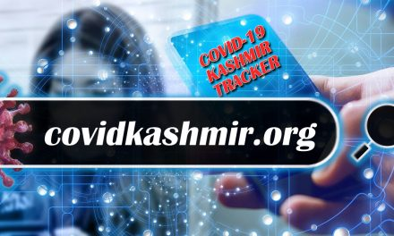 COVID-19 Kashmir Tracker: When Young IT Professionals Harness the Power of Open Source to Help Make a Difference
