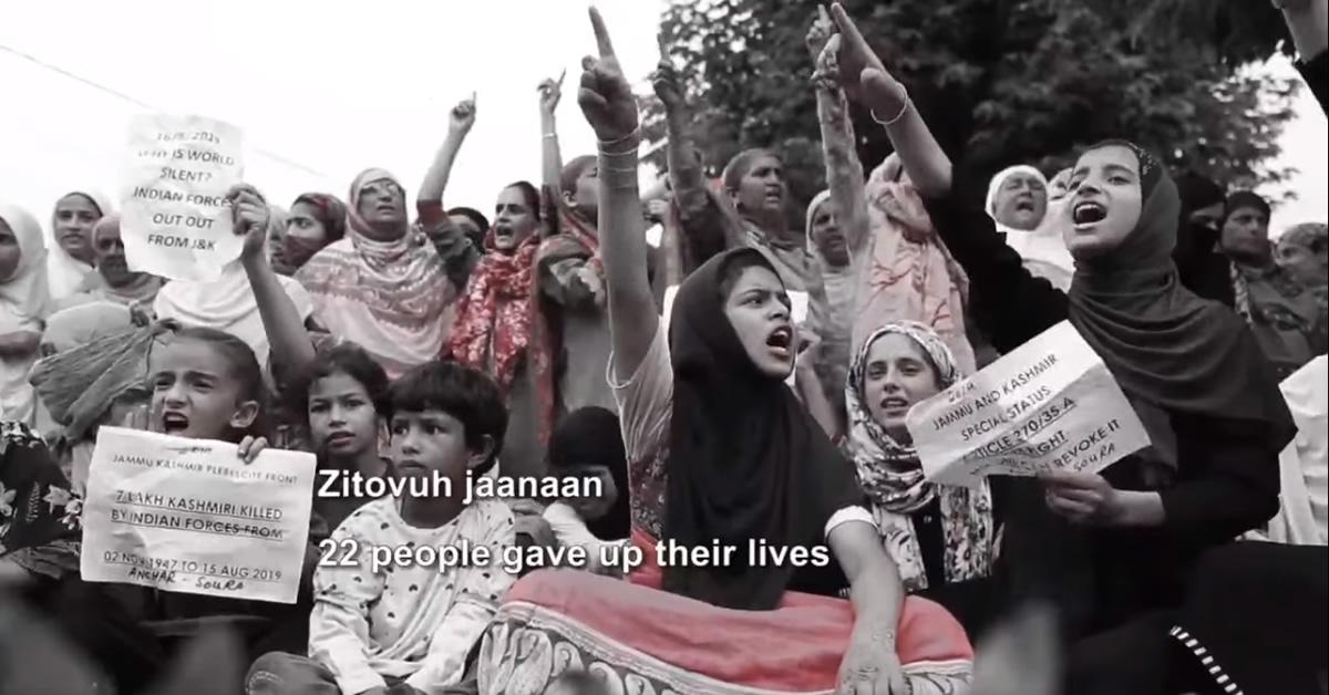 Kashmiri Bella Ciao — An Exclusive Interview with Zanaan Wanaan