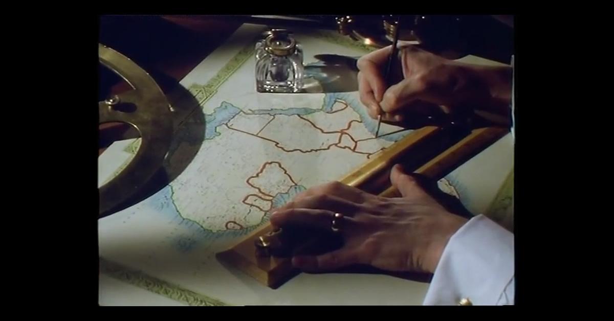 Edward Said: The Idea of Empire (1993) — BBC Four Arena Series