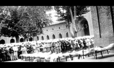 <i>Naya Kashmir</i> is a Century Old — by Maknoon Wani