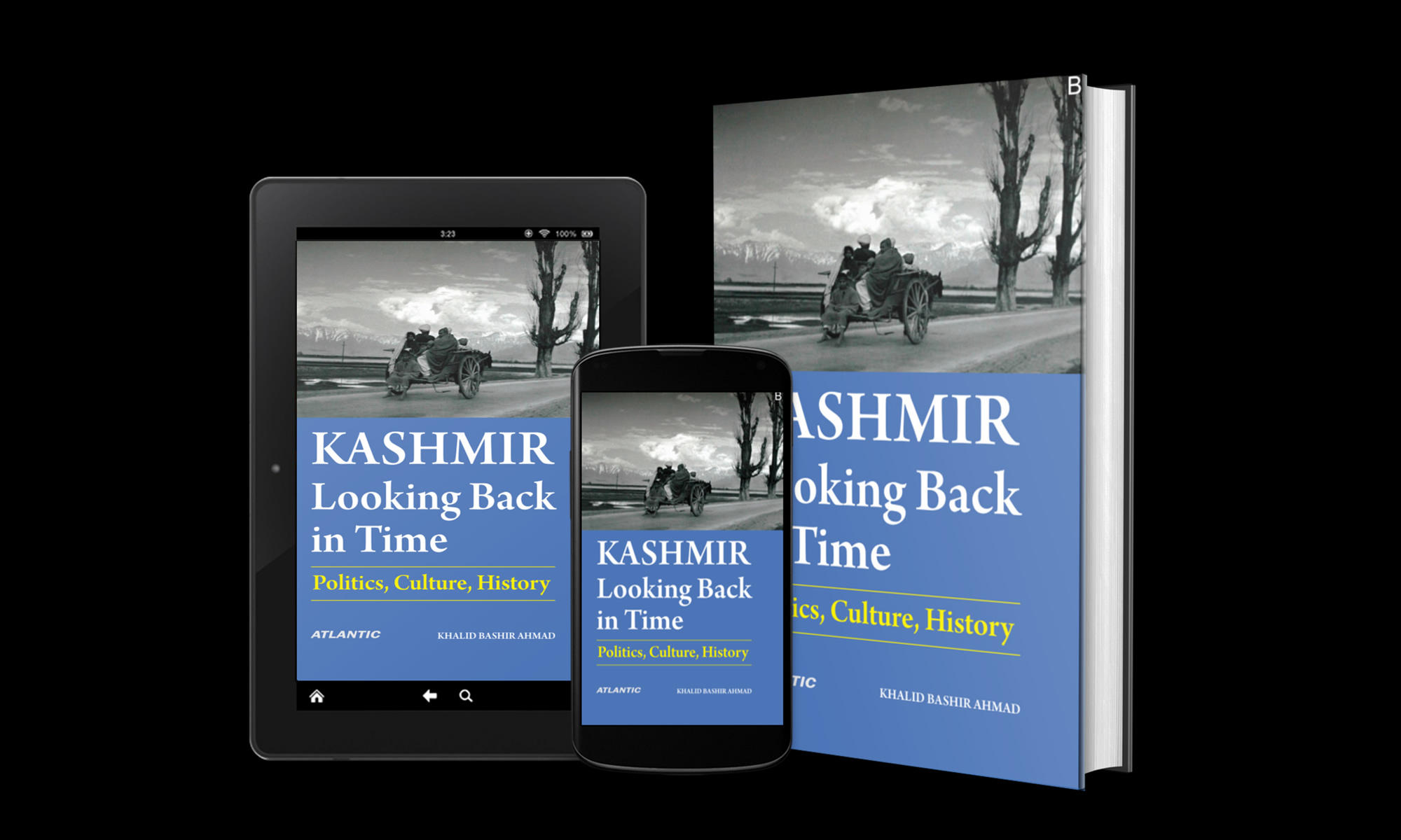 The Celluloid Years — An Excerpt from KASHMIR: Looking Back in Time - Politics, Culture, History (Atlantic, 2021) by Khalid Bashir Ahmad