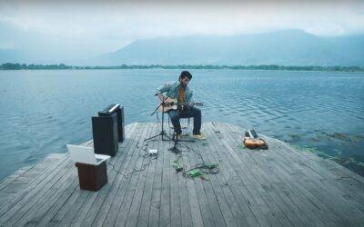 Singing to the World from the Waters of the Dal — Three Lakefront Performances by Ali Saffudin