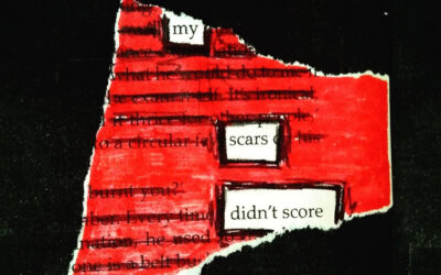 Tricking a Text Into Speaking Your Language — Sixteen Blackout Poems by Asma Firdous