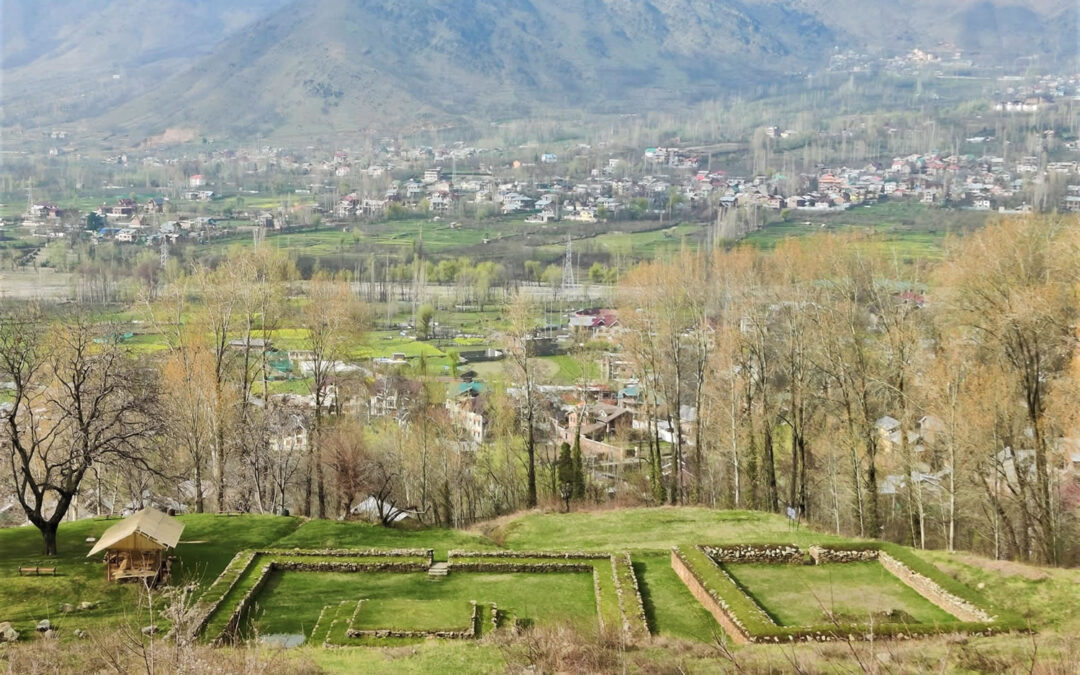 A Buddhist Monastery of Kashmir Buried in the Past — by Manan Shah