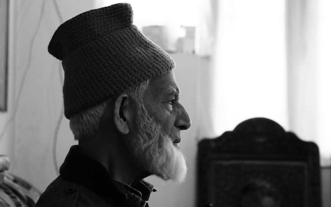 In Memoriam: One Day in the Life of Syed Ali Shah Geelani — A Photo Series by Sagar Kaul