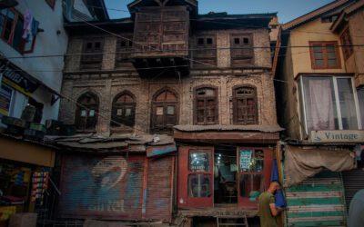 Photo Essay: A 1950s Vintage Landmark Struggling to Stay Afloat in Srinagar's Dalgate — by Mir Yasir Mukhtar