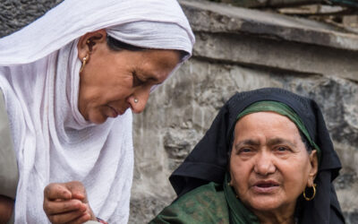 The Patronising Gaze of the Camera: The Problems with Constructing Visual Identity of Kashmiri Women Around Their Tears — by Sadaf Wani